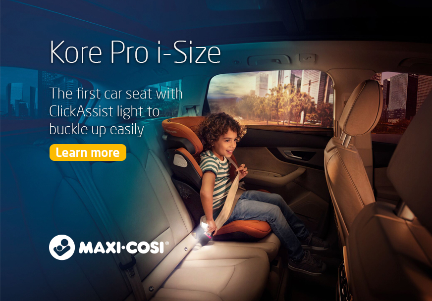 Kore Pro i-Size Booster Seat