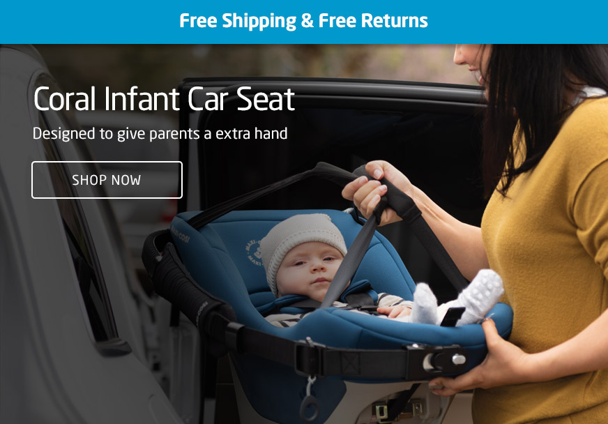 Maxi-Cosi infant carrier