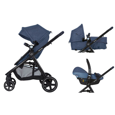 Maxi-Cosi Zelia Stroller travel system